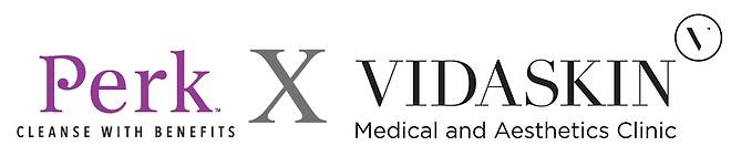 VidaSkin Medical and Aesthestic Clinic Banner Girl