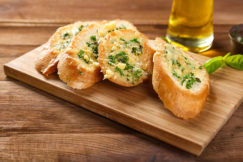Home-baked Garlic Bread