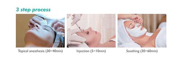 REJURAN S for acne scar healing
