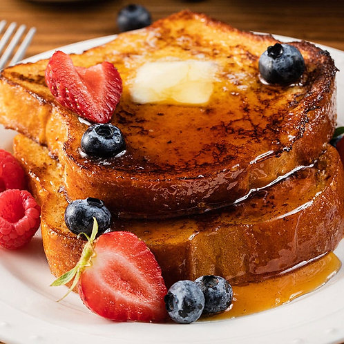 """Extra Fluffy """"Pillows of Delight"""" French Toast"""
