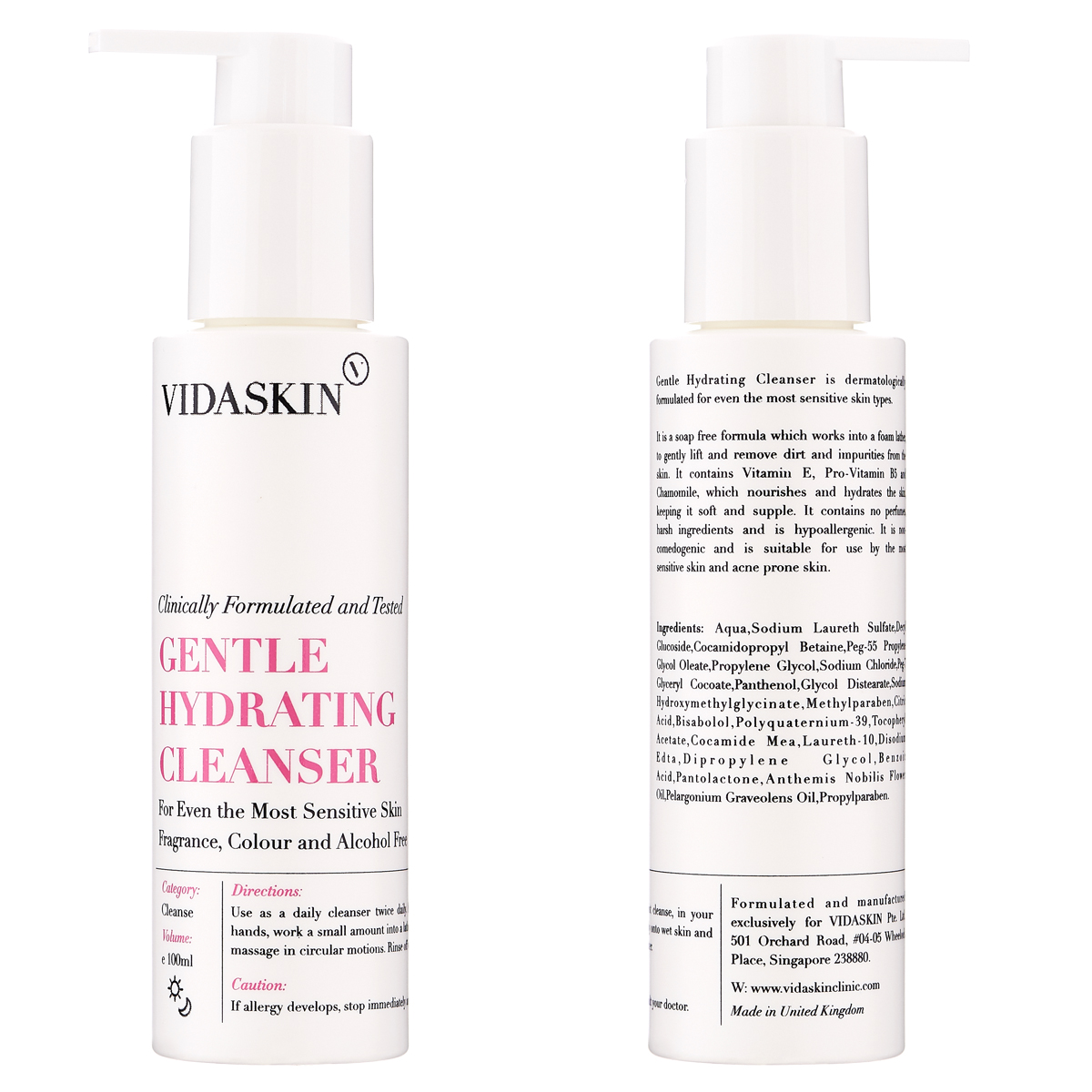 Gentle Hydrating Cleanser