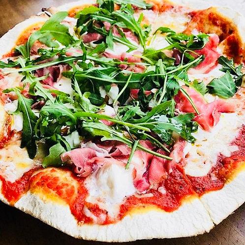 RUBATO'S Famous Burrata Pizza
