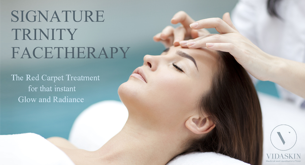 Signature Trinity Facetherapy
