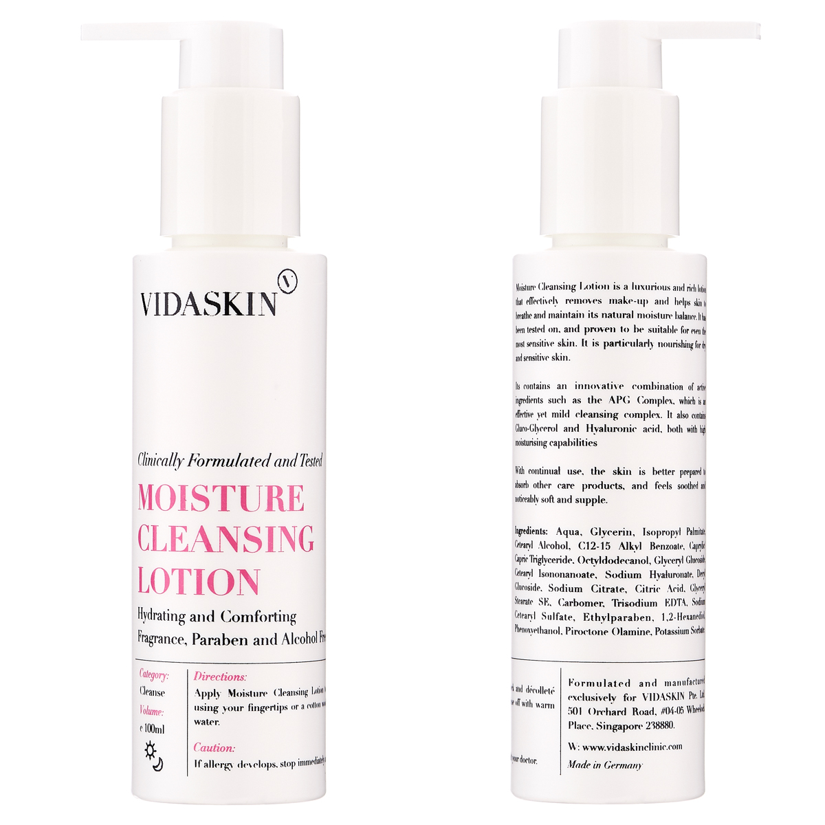Moisture Cleansing Lotion