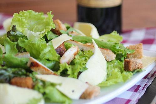 Timeless Classic Caesar Salad
