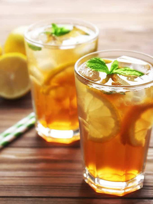 Lemon Lime Iced Tea