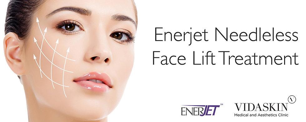 EnerJet Needleless Acne Scar Treatment