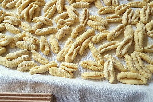 Cavatelli - at home