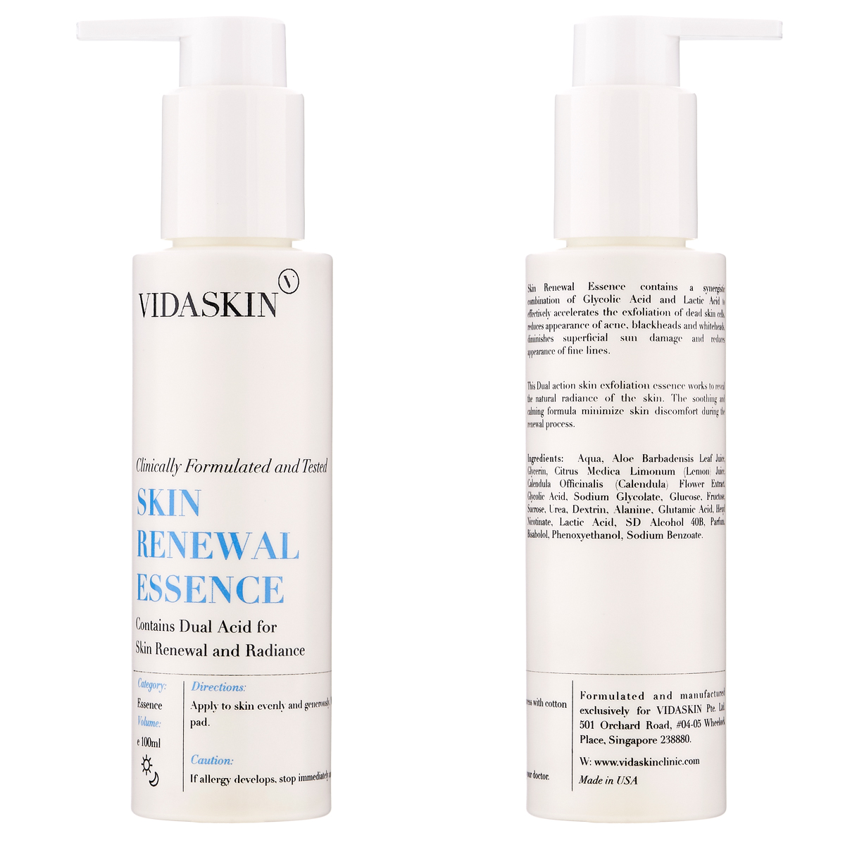 Skin Renewal Essence