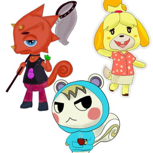 Animal Crossing - Packet B