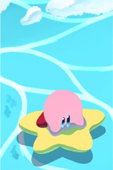 Bookmark - Kirby