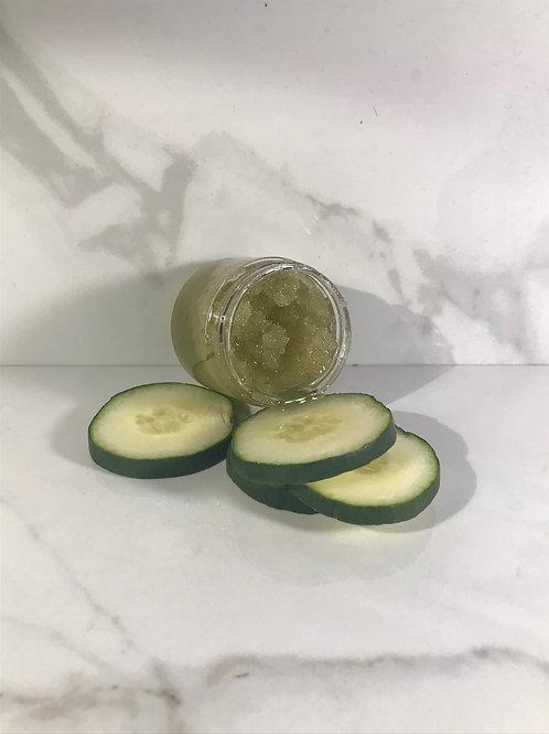 Cucumber Lemon Scrub