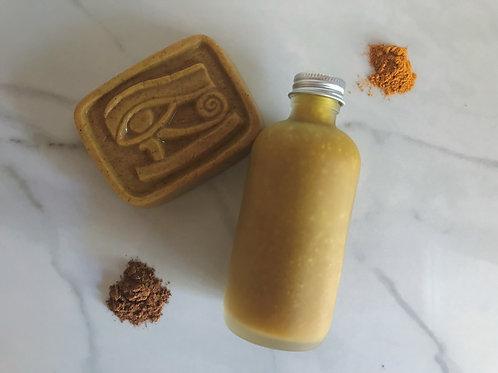 Sweet Turmeric Soap