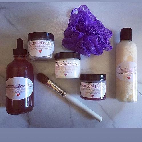 Darling Rose Skincare Bundle