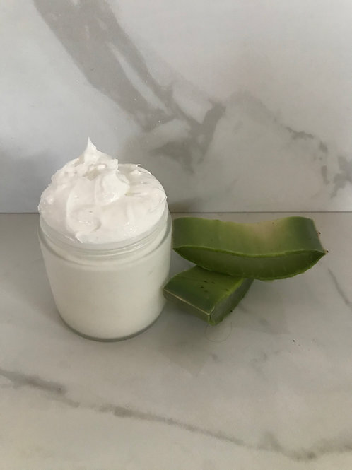 Whipped Aloe Butter