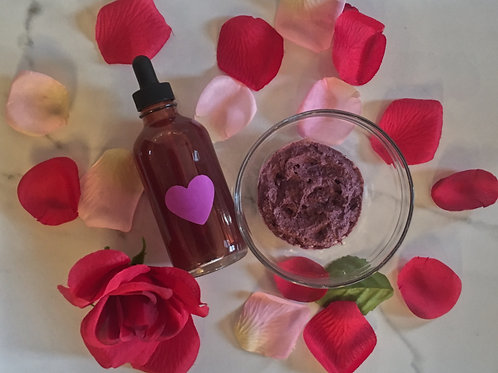 Egyptian Rose Clay Mask