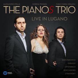 THE PIANOS TRIO | Live in Lugano
