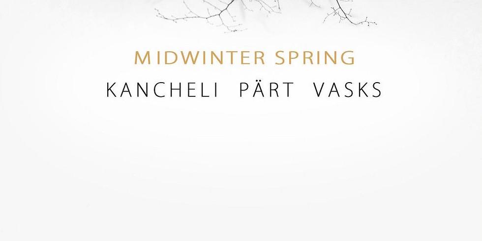 Midwinter Spring