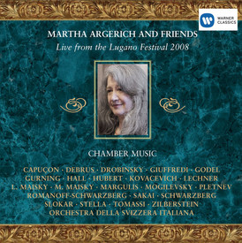 Martha Argerich and Friends 2008