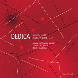 DEDICA | Sonatas for flute and piano by D. Matrone and S. Calligaris