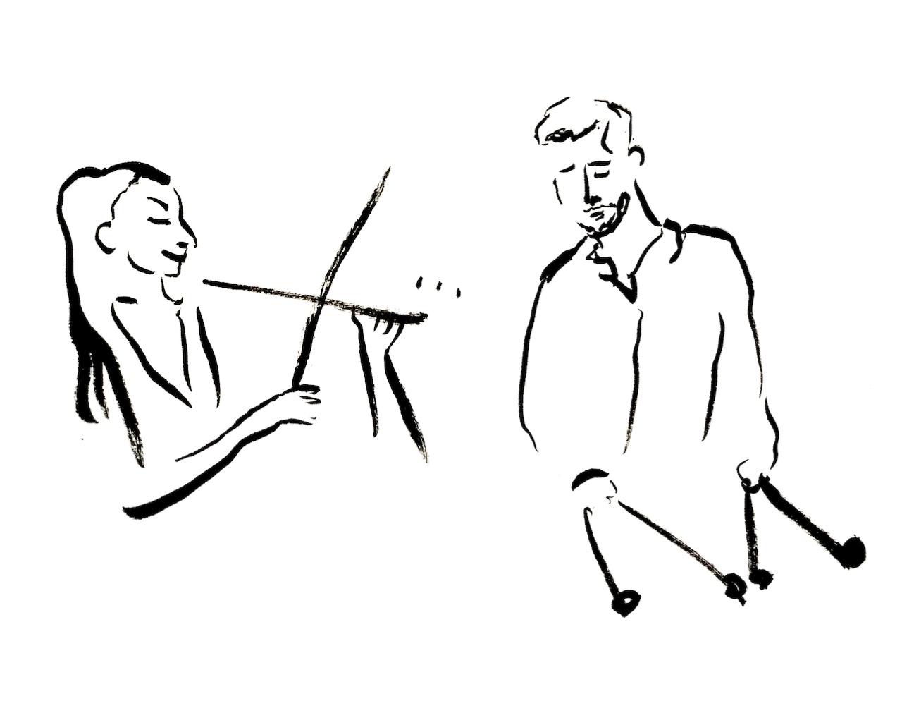 Sacha Soumm et Illya Amar - Odysseys
