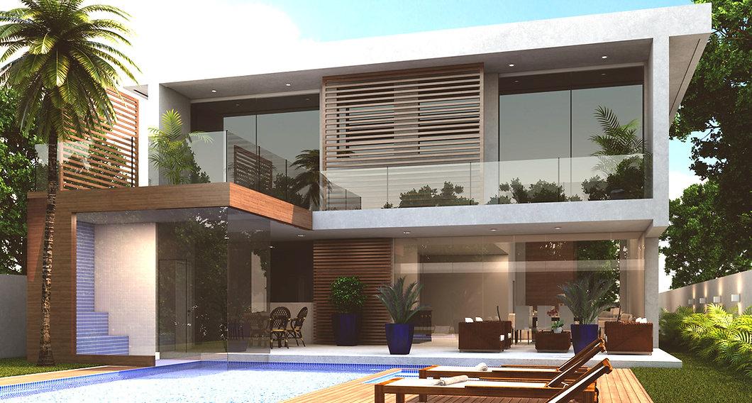 Casa Itanhanga © Iconicc Construtora -  Barra da Tijuca - Rio de janeiro