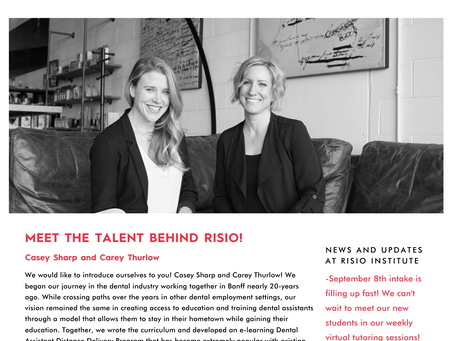 Read our July Risio Reporter to stay in the loop!