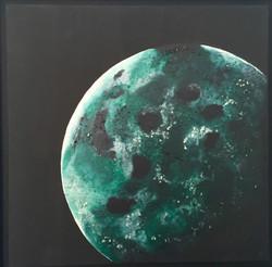 Emerging Moon