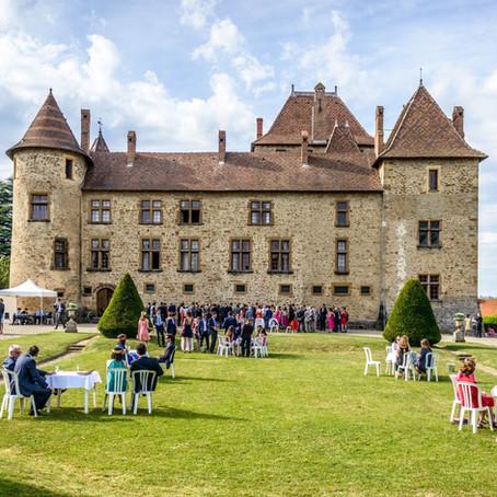 La lettre du Château de Septème