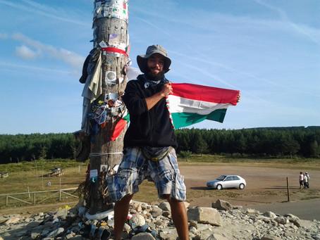 Egy bécsi, de magyar világutazó blogger, vlogger, youtuber