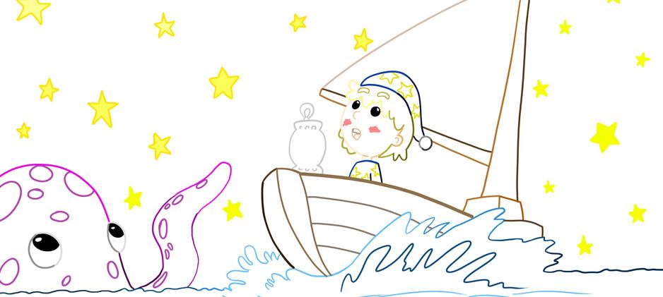 ChildrenBook-Colored-Ocean-Porgress-2.jp