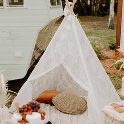 Boho Teepee Tent