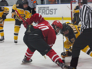 Baber and Vescio Selected for Hockey Canada U17 Development Camp