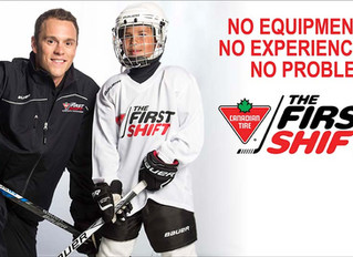 Canadian Tire First Shift Program - West Ferris Minor Hockey