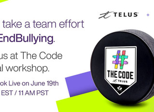The Code Workshop presented by TELUS