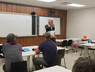 NOHA Advanced Skills Analysis Coaching Seminar – August 9 to 12, 2018