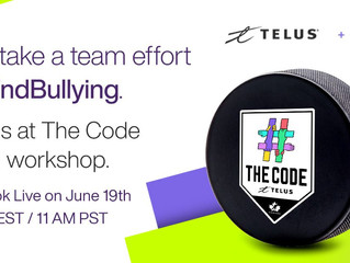 The Code Workshop presented by TELUS
