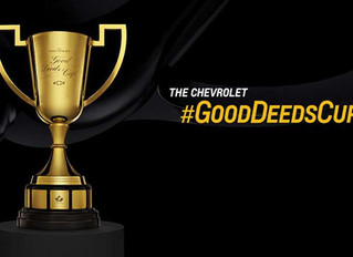 Chevrolet Good Deeds Cup