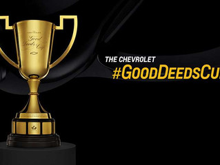Chevrolet Good Deeds Cup
