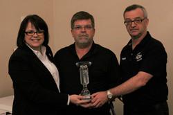 Barry McCrory - Barrie Davis Award