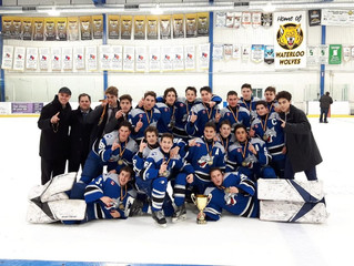 Clean Sweep for NOHA Teams in Gold Puck