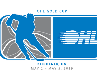 OHL Gold Cup Rosters Unveiled