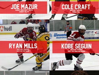 NOHA Players - OHL Priority Selection Draft