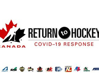 OHF Bulletin - Return to Hockey Stage 3 and On-Ice Personnel Policy