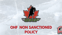 REMINDER: Ontario Hockey Federation Amended Non-Sanctioned League Policy