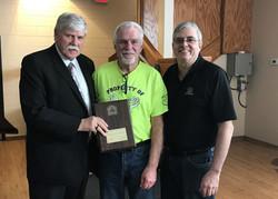 Angus Campbell Memorial Award 2018