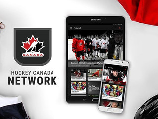 Hockey Canada Network App Training Webinars and Discount Code