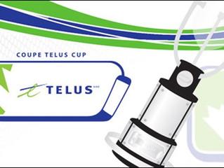 Sudbury to Host 2018 Telus Cup