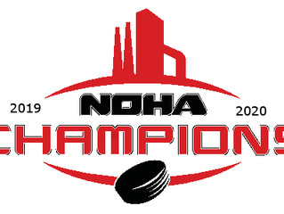 NOHA Tournament of Champions Peewee Divisions - March 6-8, 2020