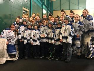 Sudbury Novice Team Raises Funds for NEO Kids Foundation